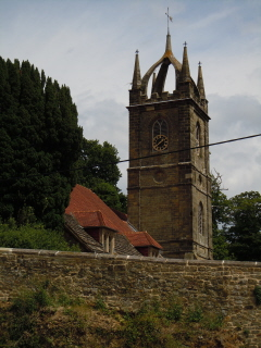 Tillington church