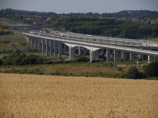 Bridges over the Medway