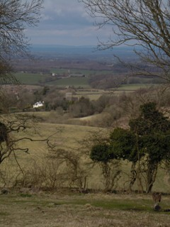 View to Poynings