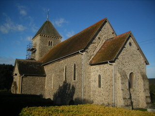 Church, Bishopstone