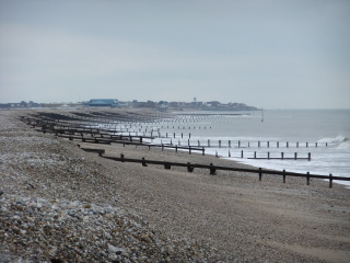 View towards Selsey