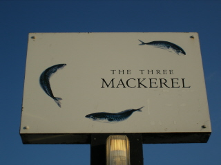 Three Mackerel