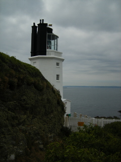Lighthouse on St Anthony Head