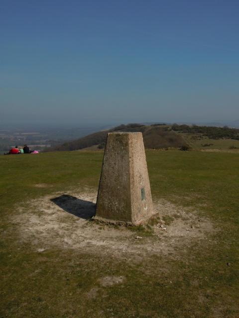Blackcap - trig point
