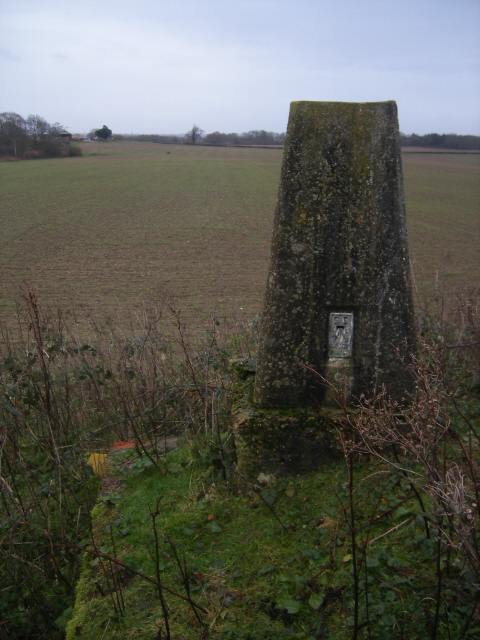 Founthill - trig point