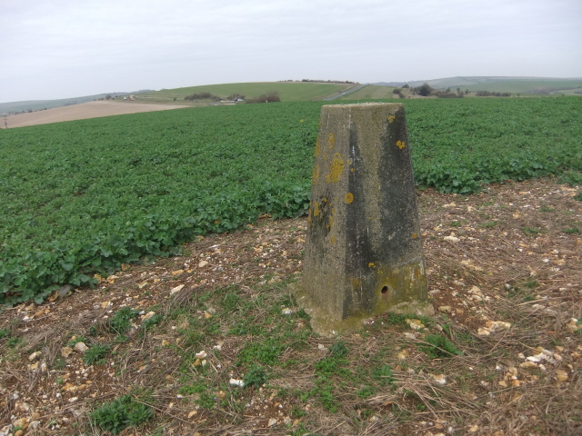 Red Hill - trig point