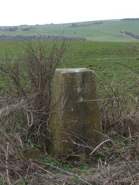 Sweet Hill - trig point