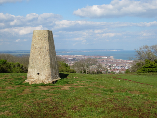 warren_hill - trig point