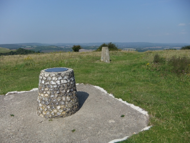 Beacon Hill - trig point