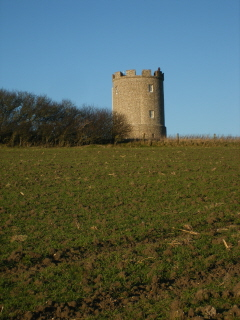 Firle Tower